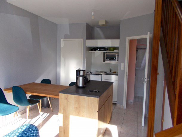 Location vacances Cancale -  Appartement - 4 personnes - Barbecue - Photo N° 1