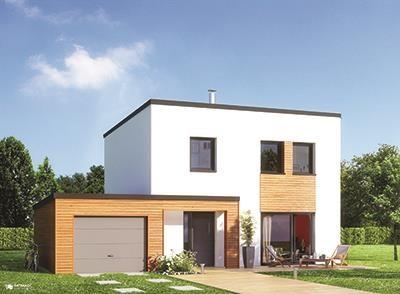 Maison  4 pièces + Terrain 1140 m² Castelnau-d'Estrétefonds par Maison Familiale Toulouse
