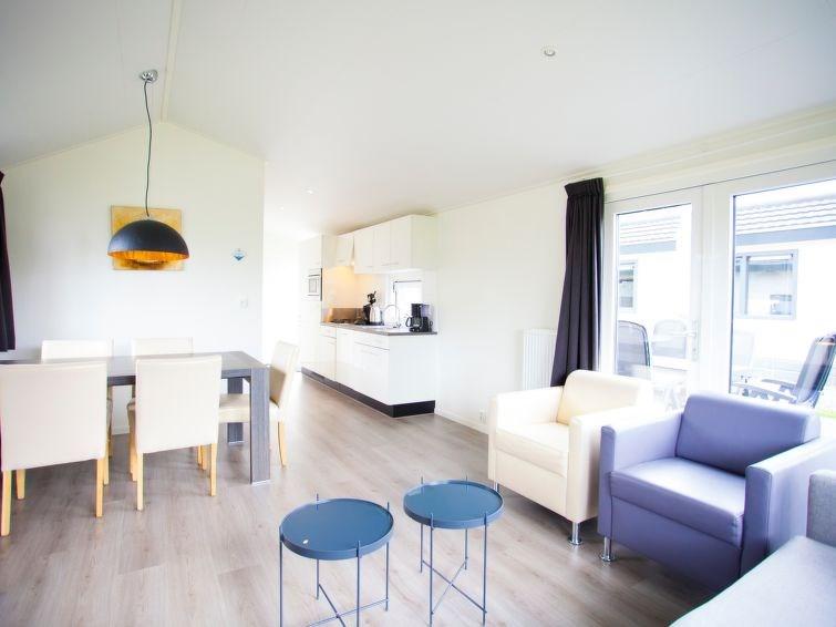 Maison pour 3 personnes à Noordwijk