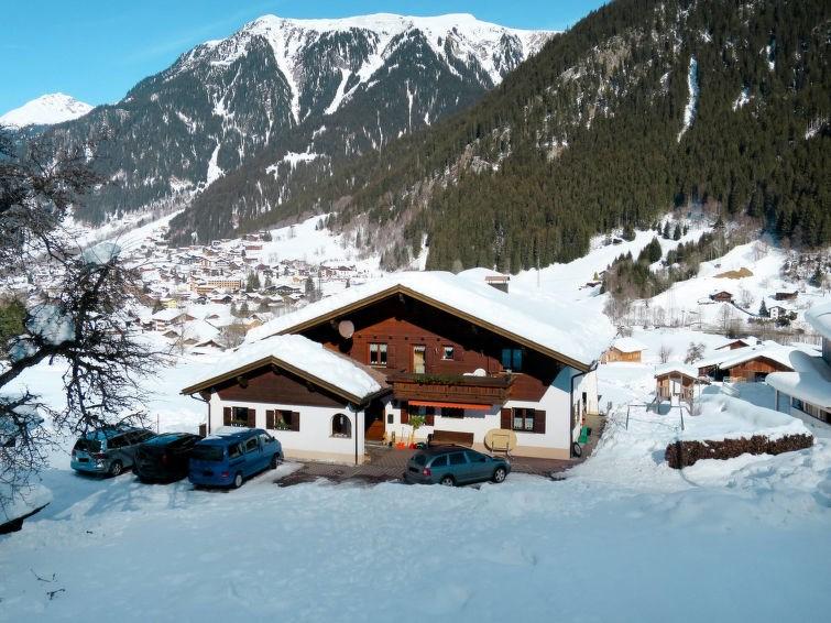 Location vacances Gaschurn -  Appartement - 5 personnes -  - Photo N° 1