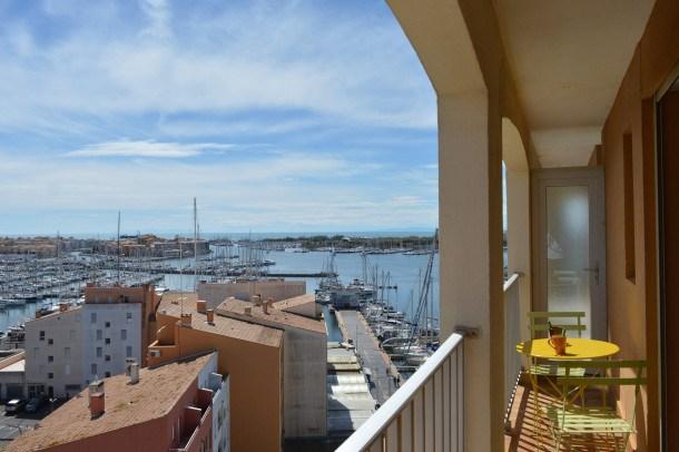 Location vacances Agde -  Appartement - 2 personnes - Ascenseur - Photo N° 1