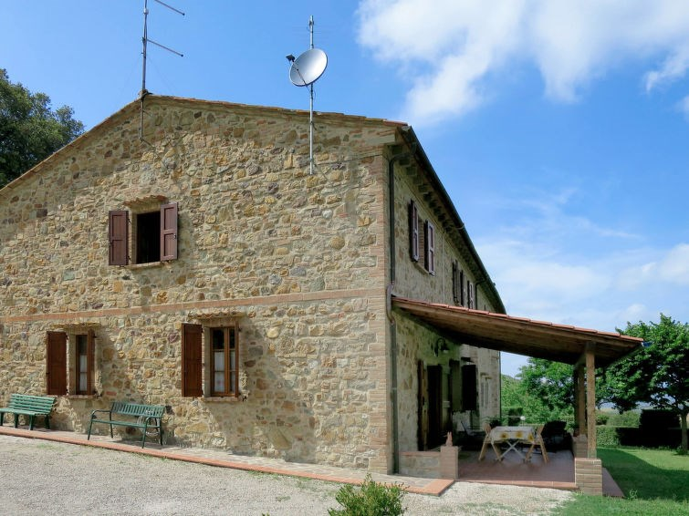 Location vacances Volterra -  Appartement - 4 personnes -  - Photo N° 1