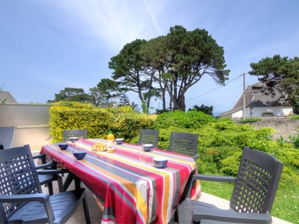 Location vacances Quiberon -  Maison - 8 personnes - Barbecue - Photo N° 1