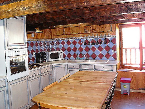 Location vacances Beauvezer -  Appartement - 8 personnes - Télévision - Photo N° 1