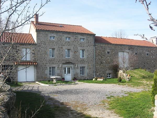Holiday rentals Saugues - House - 10 persons - BBQ - Photo N° 1