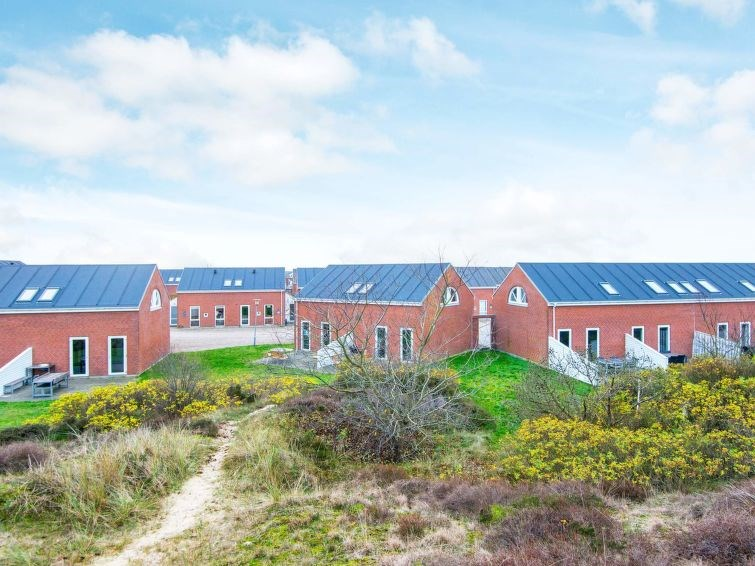 Maison pour 6 à Rømø