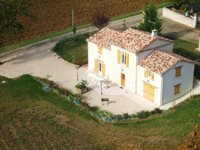 Affitti per le vacanze Castelnau-Montratier - Casa - 12 persone - Barbecue - Foto N° 1