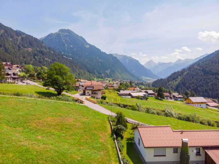 Location vacances Sankt Gallenkirch -  Appartement - 2 personnes -  - Photo N° 1