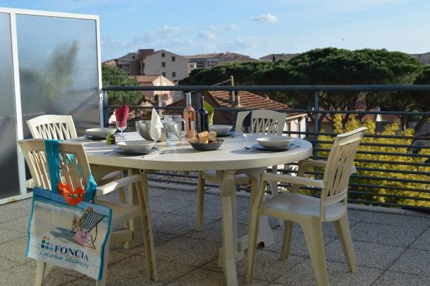 Location vacances Fréjus -  Appartement - 6 personnes - Télévision - Photo N° 1