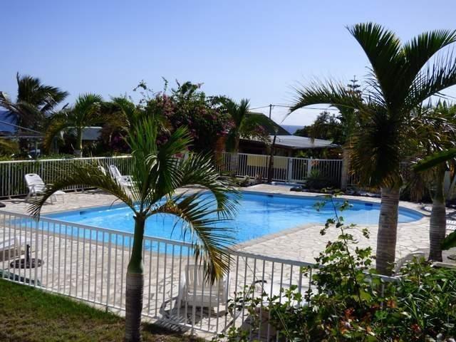 Mobil Home pour 5 pers. avec piscine, Saint-Leu