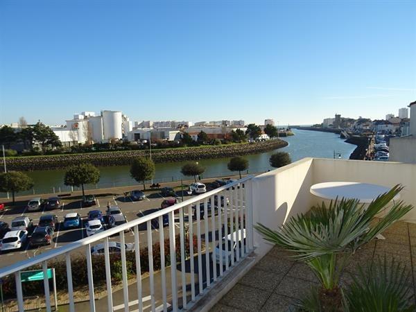 Location vacances Les Sables-d'Olonne -  Appartement - 5 personnes - Terrasse - Photo N° 1