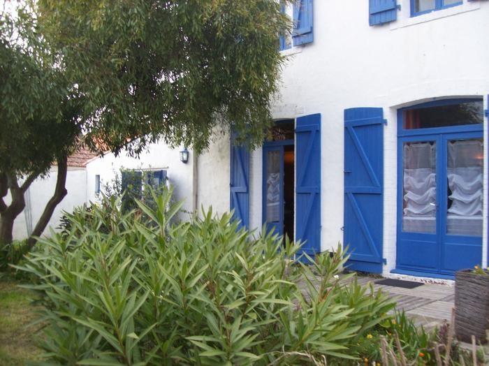 Holiday rentals Noirmoutier-en-l'Île - House - 6 persons - BBQ - Photo N° 1