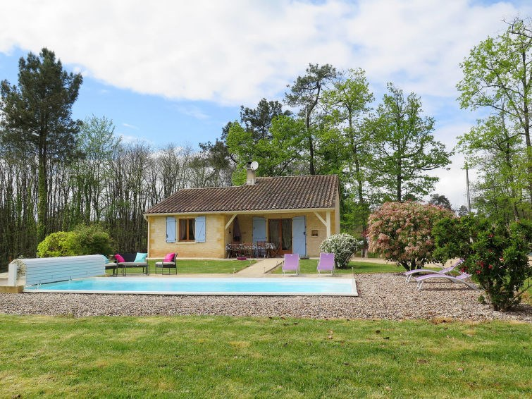 Maison pour 6 à Blanquefort-sur-Briolance