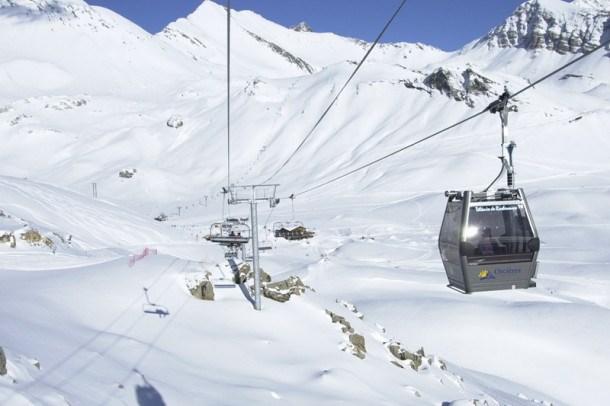 Maxi studio 4 pers au centre station à Orcières Merlette - Alpes du Sud