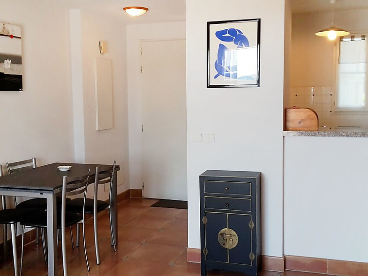 Appartement pour 4 à Les Issambres