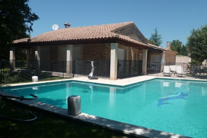 villa piscine indépendante dans chenaie
