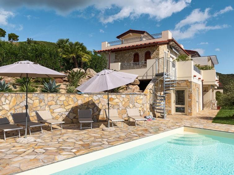 Location vacances Capoliveri -  Maison - 10 personnes -  - Photo N° 1