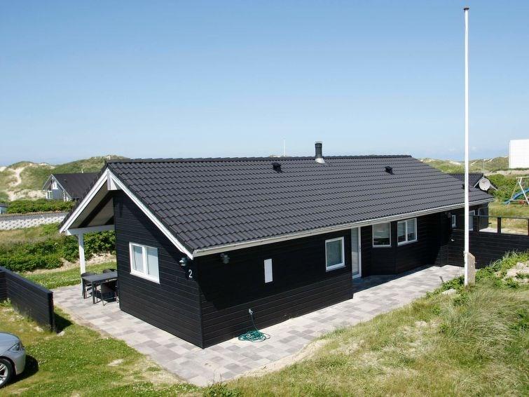 Maison pour 8 à Blokhus