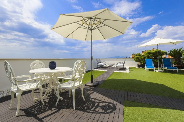 Location vacances Cambrils -  Appartement - 8 personnes - Barbecue - Photo N° 1