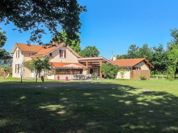 Location vacances Mimizan -  Maison - 14 personnes - Barbecue - Photo N° 1