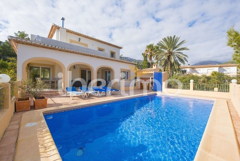 Villa avec piscine à Calpe pour 8 personnes - 4 chambres