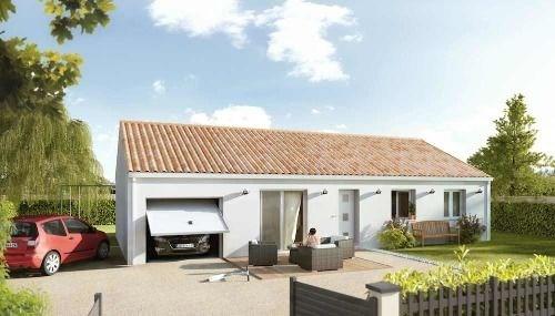 Maison  3 pièces + Terrain 500 m² Auterive par ESQUISS 31