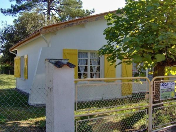 Location vacances Saint-Trojan-les-Bains -  Maison - 6 personnes - Terrasse - Photo N° 1
