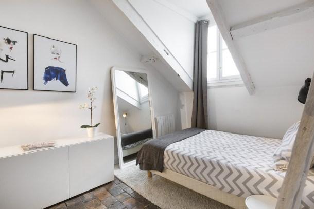 Location vacances Rennes -  Appartement - 2 personnes - Four - Photo N° 1