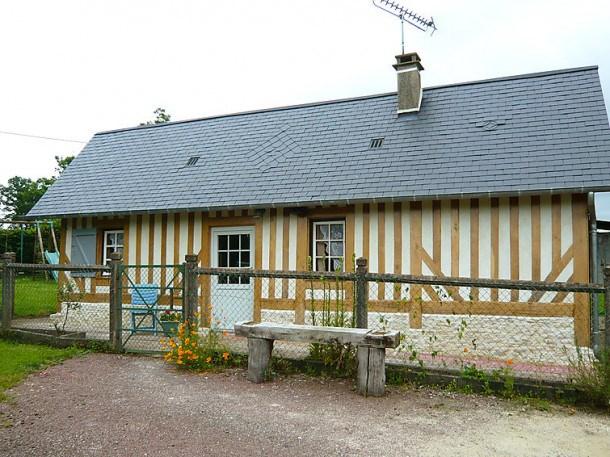 Location vacances Beaufour-Druval -  Maison - 2 personnes - Barbecue - Photo N° 1