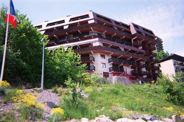 Location vacances Uvernet-Fours -  Appartement - 4 personnes - Ascenseur - Photo N° 1