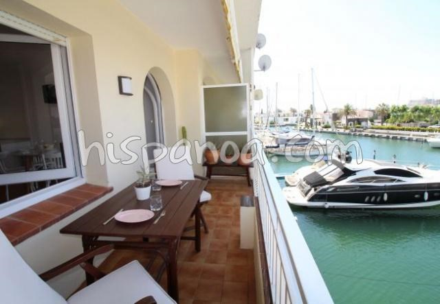 Apartment for 4 ppl. with wifi, Castelló d'Empúries