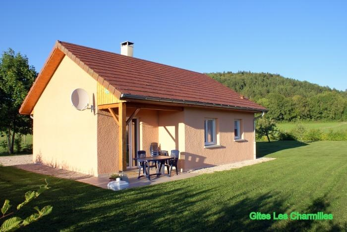 Location vacances Marigny -  Maison - 4 personnes - Barbecue - Photo N° 1
