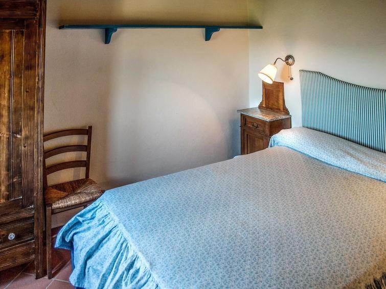 Appartement pour 3 personnes à Pescia