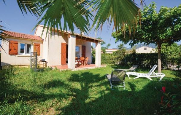 Location vacances Cervione -  Maison - 6 personnes - Barbecue - Photo N° 1