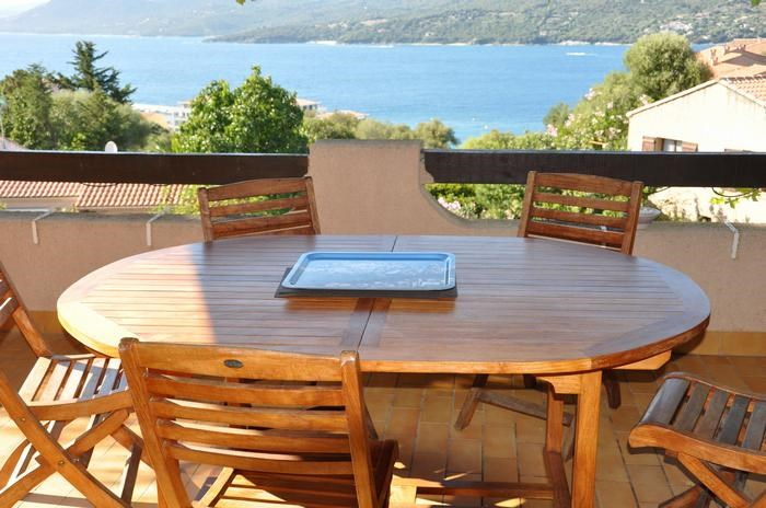 Holiday rentals Propriano - House - 5 persons - BBQ - Photo N° 1