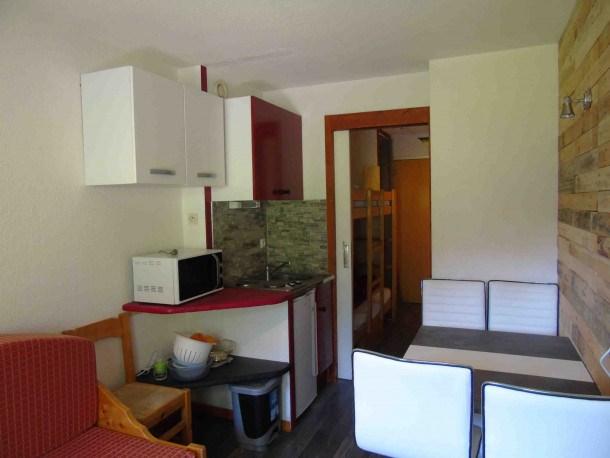 Location vacances Modane -  Appartement - 2 personnes - Télévision - Photo N° 1
