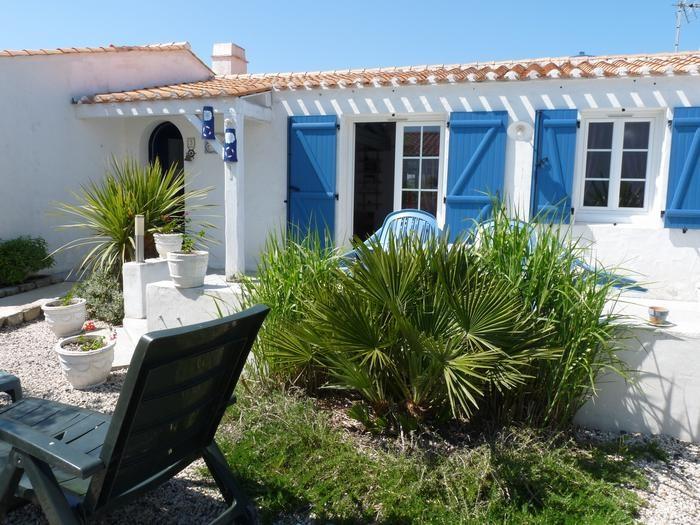 Maison typique sur l'Ile de Noirmoutier