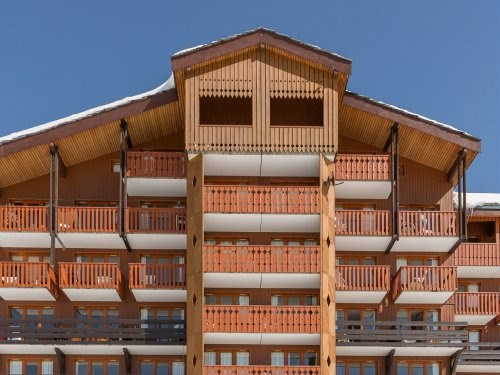 Location vacances Mâcot-la-Plagne -  Appartement - 7 personnes - Billard - Photo N° 1