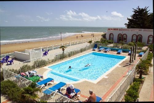 Location vacances La Tranche-sur-Mer -  Appartement - 6 personnes - Télévision - Photo N° 1