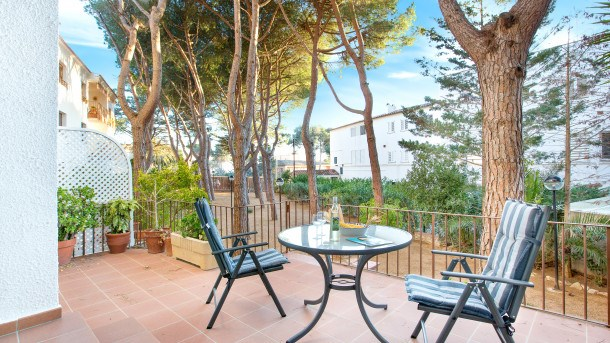 Location vacances Palafrugell -  Appartement - 6 personnes -  - Photo N° 1