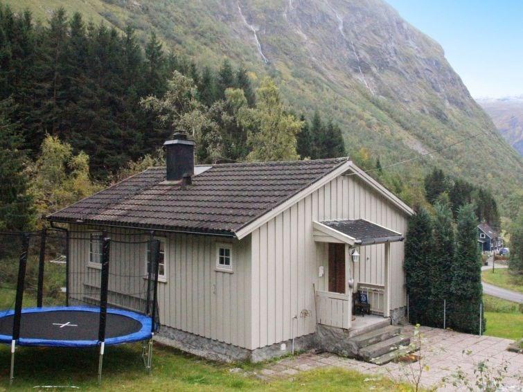 Studio pour 4 personnes à Årdalstangen