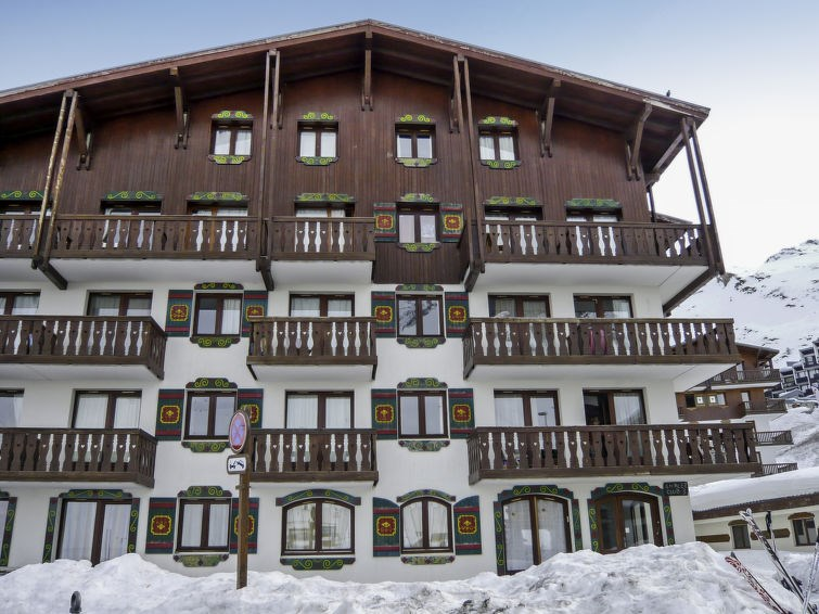Location vacances Tignes -  Appartement - 3 personnes -  - Photo N° 1