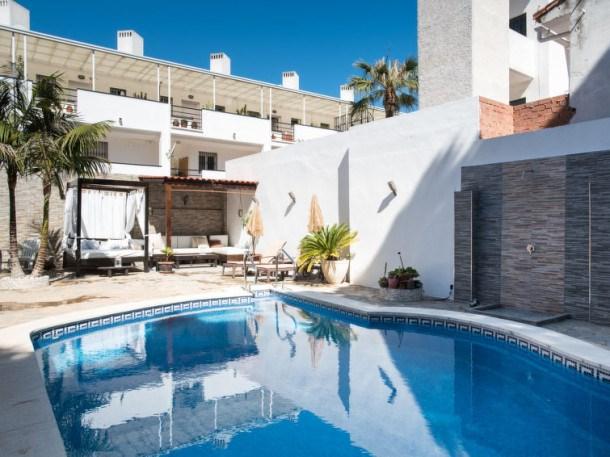 Location vacances Torremolinos -  Appartement - 2 personnes - Télévision - Photo N° 1