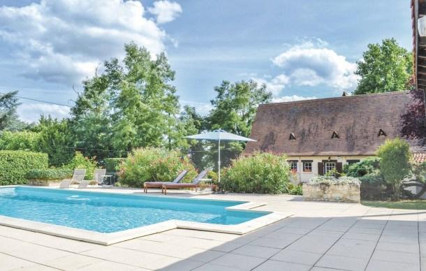 Location vacances Vélines -  Maison - 6 personnes - Barbecue - Photo N° 1