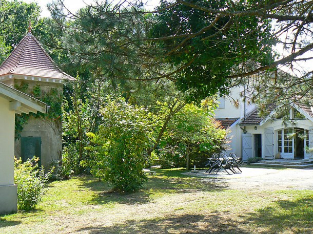 Location vacances Ondres -  Maison - 6 personnes - Barbecue - Photo N° 1