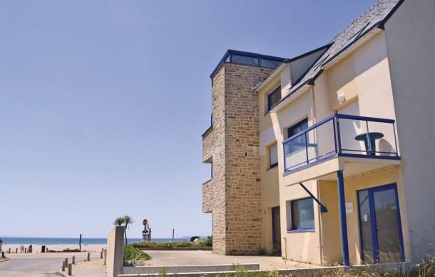 Location vacances Saint-Nic -  Appartement - 2 personnes - Lecteur DVD - Photo N° 1