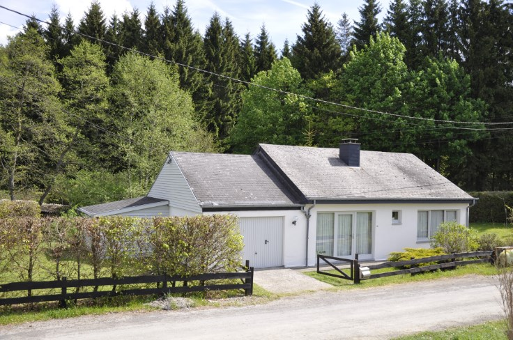 Location vacances Houffalize -  Maison - 6 personnes - Terrasse - Photo N° 1