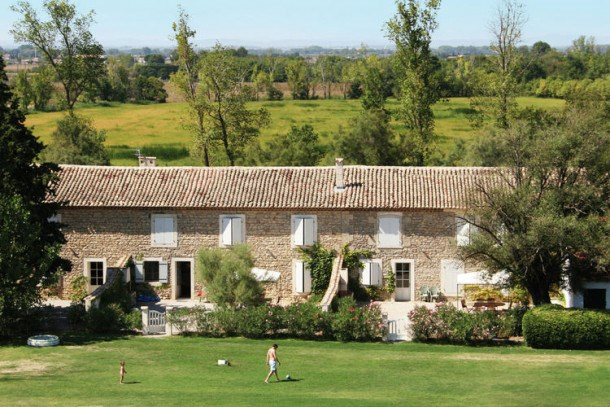 Domaine de Chaberton  Maison 'Les Rizierres'