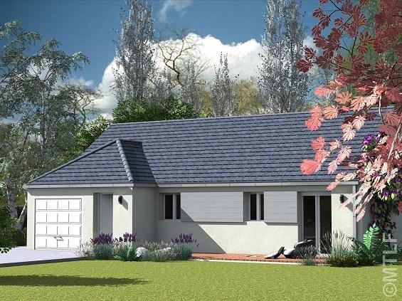 Maison  5 pièces + Terrain 900 m² Brie par MTLFAMIENS