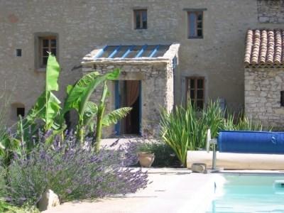 Gîte de charme les Basses Granges avec piscine - Portes-en-Valdaine